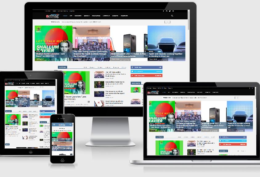 Website Development – Netmag
