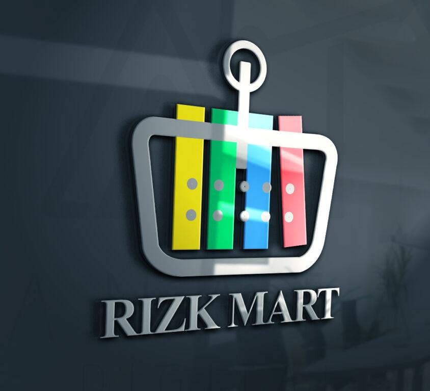 RizkMart logo
